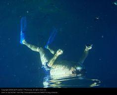 Foto 'Auf dem Wasser liegend fotografieren geht doch' von 'derProjektor'