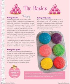 Browse Inside Pinkalicious Cupcake Cookbook by Victoria Kann, Illustrated by Victoria Kann