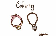 "futuresins: ""ddlgdoodles: ""ddlgdoodles: "" ddlgdoodles: "" What is collaring? Different collars have different meanings. When you hear ""collaring"", you tend to think of the ownership (mentioned below)..."