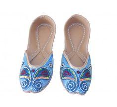 #Nice #Indian #Handmade #Traditional #Leather #Women #Mojari #Shoes #Footwear http://kalracreations.com/handicraft/rajasthani-mojaris/women/indian-handmade-traditional-leather-women-mojari.html