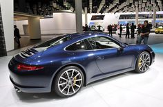 Porsche 911 Carrera S 2012-го модельного года