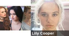 Lilly+Cooper+|+Your+riverdale+life+-girls-