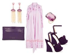 """""""ALL PRETTY"""" by myownflow on Polyvore featuring Chloé, Charlotte Olympia and Miu Miu"""