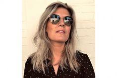 Deze te gekke bril vond ik op de website van Optiek Dominiek in Hoogstraten. Wat vind jij ervan? Etnia Barcelona, Liberty, Mirrored Sunglasses, Website, Fashion, Moda, Political Freedom, La Mode, Freedom