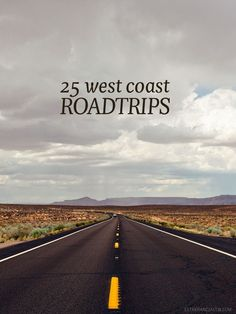 West Coast Roadtrips: From Seattle to Napa Valley, Portland and more. Find out where to eat, what to see, and things to do on their #adventures