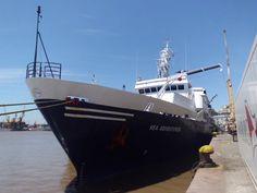 CRUCEROS EN URUGUAY: Los cruceros antárticos comienzan su viaje de regr...