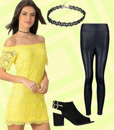 44c4e229ebc2 1 Piece, 3 Ways: Anushka Sharma's Yellow Lace Dress From Jab Harry Met Sejal