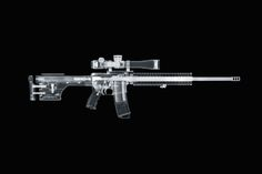 Rifle X-Ray