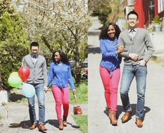 Spring Couples Session: Tyler & Vonnette