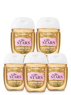 Bath & Body Works In the Stars PocketBac Kit Hand Sanitizers, Visual Lighting, New American Girl Doll, Bath And Body Works Perfume, B Words, Bath And Bodyworks, White Barn, Affordable Clothes, Smell Good, Vitamin E