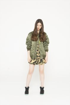 """A Bathing Ape """"Fall/Winter 2015, Ladies Collection"""""""