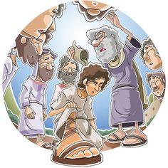 Samuel anoints David