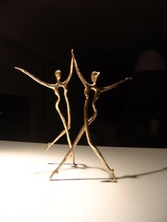 Anna's sculpture