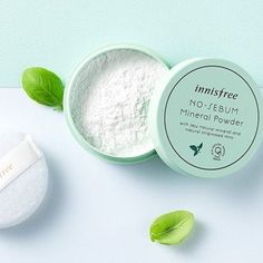 Innisfree No Sebum Mineral Powder controls excess oil and shine while setting your makeup in place with jeju minerals and mint extracts. 24 Inexpensive Makeup Products For Anyone On A Budget Jeju, Witch Hazel Toner, Korean Makeup Look, Korean Beauty, Asian Beauty, Cat Pen, Mineral Powder, Mineral Oil, Innisfree