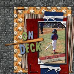 """""""On Deck""""...TBall 2012  www.acherryontop.com"""