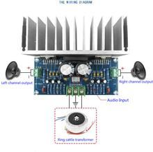 Load image into Gallery viewer, Audio Amplifier Board Digital Stereo Power Amplifier Board Water Speakers, Diy Speakers, Bluetooth Speakers, Audio Box, Electronic Circuit Design, Speaker Box Design, Electronic Schematics, Stereo Amplifier, Digital