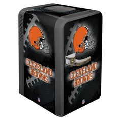 Use this Exclusive coupon code: PINFIVE to receive an additional 5% off the Cleveland Browns Portable Party Fridge at SportsFansPlus.com