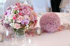 Blumen Tischdekoration