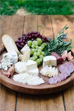 Taste of France Cheese Platter