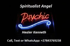 Accurate Psychic Readings, WhatsApp: +27843769238
