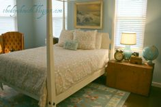 Bedroom Redo from The DIY Showoff