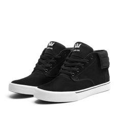 SUPRA PASSION Shoe | BLACK - WHITE | Official SUPRA Footwear Site  #hawt