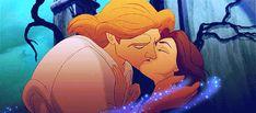 animated-disney-gifs: Disney Kisses and Hugs For Valentines Day Disney Belle, Disney Nerd, Disney Fan Art, Cute Disney, Disney Dream, Disney Films, Disney And Dreamworks, Disney Pixar, Disney Beauty And The Beast