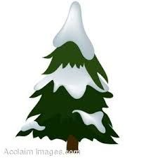 Christmas tree snow. Image result for pine
