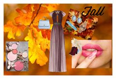 """Fall/ Beautiful Dress!"" by roxie0225 ❤ liked on Polyvore featuring Burberry, Armenta, Topshop and Dolce&Gabbana"