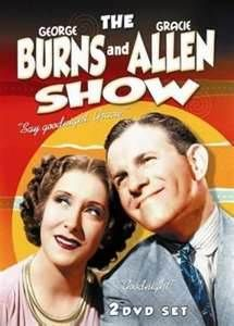The George Burns and Gracie Allen Show, aka The Burns and Allen Show. An American comedy duo consisting of George Burns and his wife, Gracie Allen, worked together as a comedy team in vaudeville, films, radio and television and achieved great success over four decades. CBS from Oct. 12, 1950 to Sept. 22, 1958.