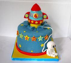 Rocket Cake                                                                                                                                                                                 Mehr