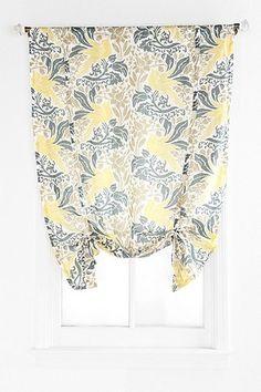Soaring Bird Draped Shade Curtain $39.00