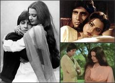 Amitabh and Rekha are in love and always were. But what happened that Amitabh never married Rekha. Here is unfolding the truth behind this off-screen affair of Bollywood Photos, Indian Bollywood, Bollywood Stars, Rekha Saree, Rekha Actress, Cute Romantic Quotes, Poetry Hindi, Funny Jokes For Kids, Vintage Bollywood