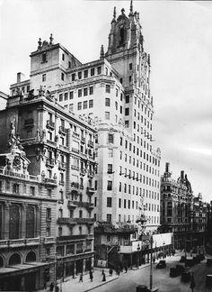 1928. El teatro Fontalba | Este edificio fue un encargo del … | Flickr