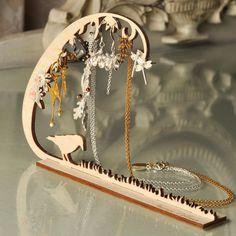 Woodland Jewellery Stand S byAmanda Coleman