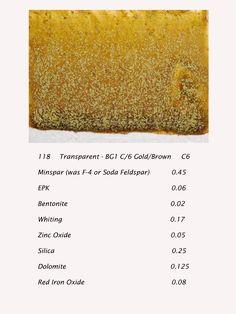 Transparent Gold-Brown ^6 recipe