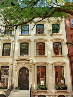 Brooklyn Heights, gorgeous townhouse