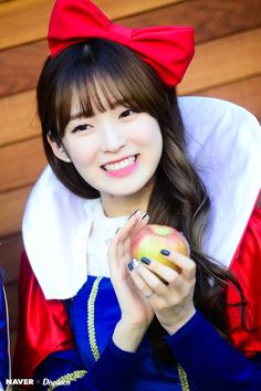 Who : '오마이걸' 아린When : 2017. 10. 17Where : 부부리하우스, 이태원What : 할로윈 파티 Pretty Asian Girl, Pretty Woman, South Korean Girls, Korean Girl Groups, Arin Oh My Girl, Photo P, Best Face Products, Cupid, Girl Crushes