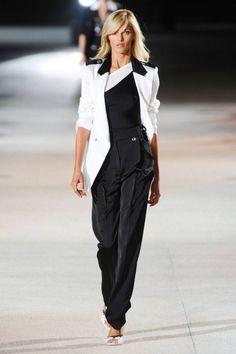 Anthony Vaccarello | İlkbahar 2013 Koleksiyonu | Paris Fashion Week