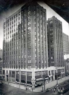 Urban spelunking: New Drury Plaza Hotel opens in 1929 Eschweiler tower - OnMilwaukee