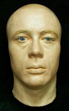 James Dean 1931-1955 mask
