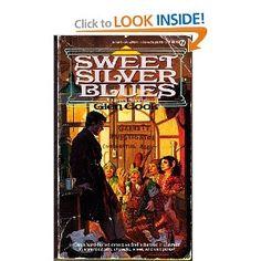 Glen Cook ... Garrett P.I.  Fantasy Detective novels. Some of the best fantasy fiction ever written
