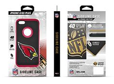 iPhone 6 Plus/6S Plus FLEX SIDELINE Case for NFL Arizona Cardinals  http://allstarsportsfan.com/product/iphone-6-plus6s-plus-flex-sideline-case/?attribute_pa_style=arizona-cardinals  The FLEX SIDELINE case has a steel-cut 4D Logo of your favorite team on the back of the case. Dual-layered construction provides durability Easy access to all buttons and charging ports