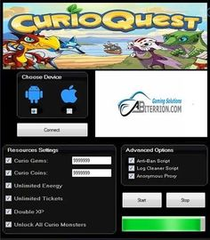 Curio Quest Hack Download at http://abiterrion.com/curio-quest-hack/
