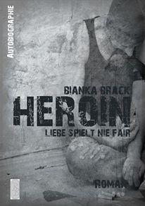 Das endgültige Cover zu Heroin Liebe spielt nie fair