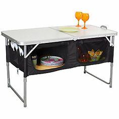 Set mesa y despensa para camping-Sodimac.com