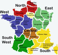 Map Of South Of France Regions.10 Best Maps Of France Images France Map France Map