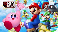 Kirby and Mario Party Pricing Revealed - IGN News