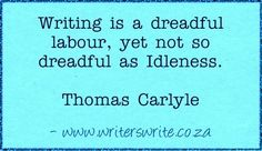 Quotable - Thomas Carlyle