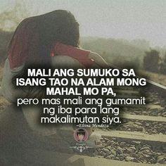 Filipino Quotes, Pinoy Quotes, Tagalog Love Quotes, Jokes Quotes, Wise Quotes, Crush Quotes, Qoutes, Hugot Lines Tagalog Love, Tagalog Quotes Hugot Funny